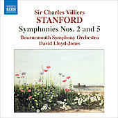 Stanford: Symphonies no 2 and 5 / Lloyd-Jones, et al