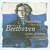 Beethoven: Symphonies, Ouvertures / Jos van Immerseel, Anima Eterna