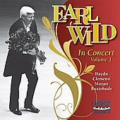 Earl Wild in Concert Vol 1 - Haydn, Clementi, Mozart, Buxtehude