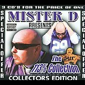Mister D: The 113% Collection [Box] [PA] *