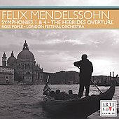 Classical Favorites - Mendelssohn: Symphonies, etc