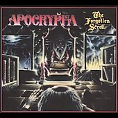Apocrypha: Forgotten Scroll [Digipak]