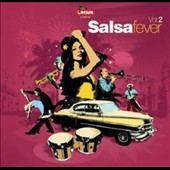 Various Artists: Salsa Fever, Vol. 2 [Box]