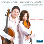 Eight Strings: Duos for Violin
