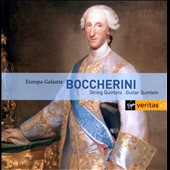 Boccherini: String Quintets; Guitar Quintets