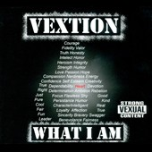 Vextion: What I Am [Digipak]
