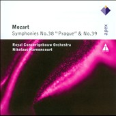 Mozart: Symphonies Nos. 38 