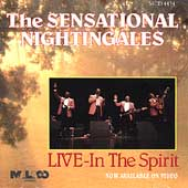 The Sensational Nightingales: Live: In the Spirit