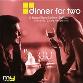 Various Artists: My Jazz: Dinner for Two