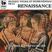 Musique vocale et instrumentale de la Renaissance