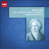 Beethoven: The Complete String Quartets / Alban Berg Quartet