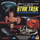 Various Artists: The Best of Star Trek: 30th Anniversary Special