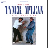 Jackie McLean/McCoy Tyner: It's About Time [Remastered]