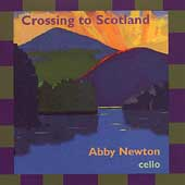 Abby Newton: Crossing to Scotland