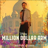 A.R. Rahman: Million Dollar Arm [Original Soundtrack] *
