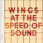 Paul McCartney/Wings (Paul McCartney): At the Speed of Sound [CD/DVD]
