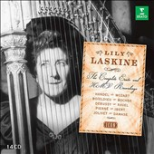 Lily Laskine: The Complete Erato and HMV Recordings / Lily Laskine, harp [14 CDs]