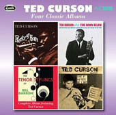 Ted Curson: Four Classic Albums *