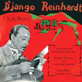 Django Reinhardt: At the Movies