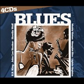 Various Artists: Blues [ZYX 4CD] [Box]