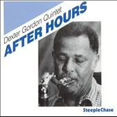 Dexter Gordon: After Hours