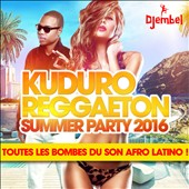 Various Artists: Kuduro Reggaeton Summer Party 2016