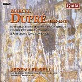 Dupr&#233;: Complete Organ Works Vol 1 / Jeremy Filsell