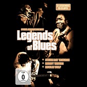 Various Artists: Legends of Blues [Laser Media] [Video]