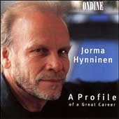 Jorma Hynninen - A Profile of a Great Career