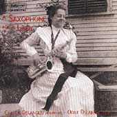 A Saxophone for a Lady / Claude Delange, Odile Delange