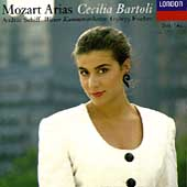 Mozart: Arias / Cecilia Bartoli