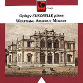 Mozart: Works for Piano / György Kukorelly