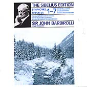 The Sibelius Edition / Barbirolli, Hallé Orchestra
