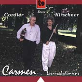Carmen - Les airs boh&#233;miens / Duo Cordier-Kirschner