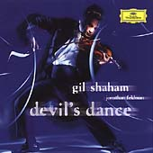 Devil's Dance / Gil Shaham, Jonathan Feldman