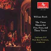 Byrd: Masses / Mary Jane Newman, Parthenia XII