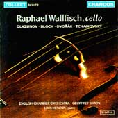 Raphael Wallfisch - Glauzunov, Bloch, Dvorak, Tchaikovsky
