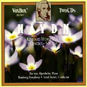 Haydn: Keyboard Works Vol l / von Alpenheim, Dorati