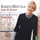 Karita Mattila - Arias & Scenes / Yutaka Sado, London PO