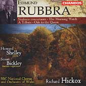 Rubbra: Sinfonieta Concertante, etc/ Hickox, Shelley, et al