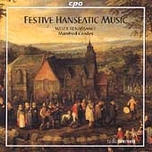 Festive Hanseatic Music - Lassus, Obrecht, et al / Cordes