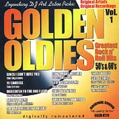 Various Artists: Golden Oldies, Vol. 1 [Original Sound 2002]