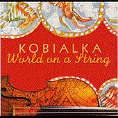 Daniel Kobialka: World on a String