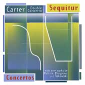 Carter: Double Concerto;  Musgrave, et al / Laimon, Sequitur