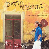 Aire Latino - Latin American Music for Guitar /David Russell