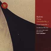 Classic Library - Brahms: Piano Concerto no 2, etc