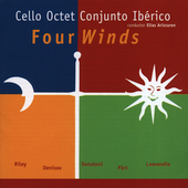 Four Winds / Arizcuren, Cello Octet Conjunto Ib&eacute;rico