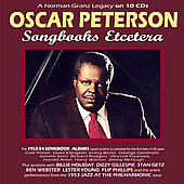 Oscar Peterson: Songbooks Etcetera