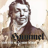 Hummel: Piano Trios Vol 2 / Voces Intimae