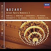 Mozart: Great Opera Moments 1 / Bartoli, Domingo, etc